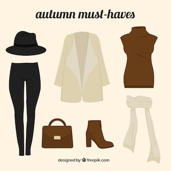 Diseño de prendas que hay que tener en otoño