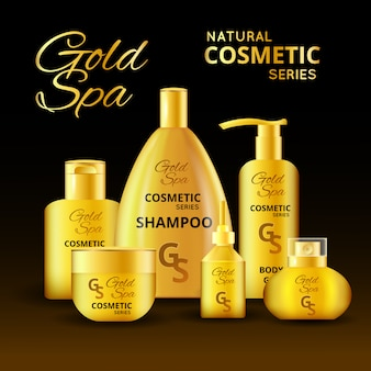 Diseño de productos cosméticos de lujo