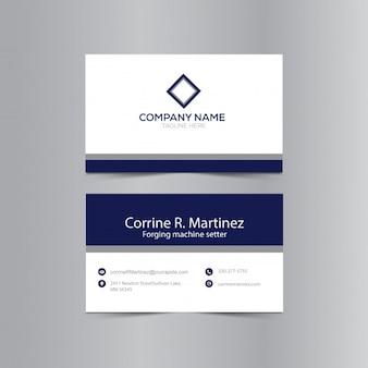 Diseño profesional de tarjetas de negocios