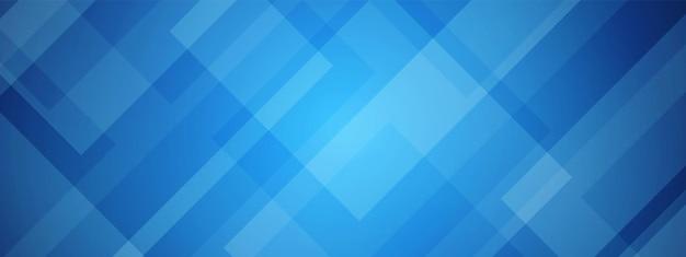 Diseño de rectángulo superpuesto de tecnología azul abstracto, fondo de red digital, espacio en blanco
