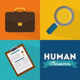 Diseño de recursos humanos