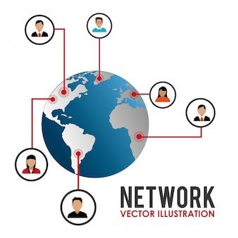 Diseño de redes sociales