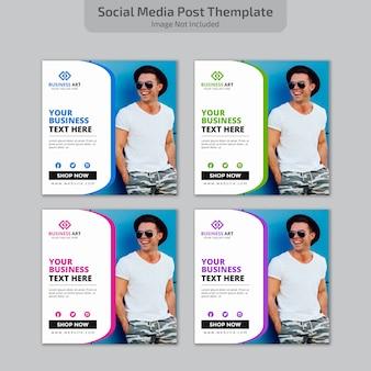 Diseño de redes sociales.