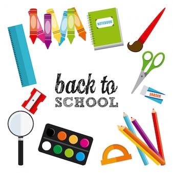 Diseño de regreso a la escuela