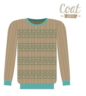 Diseño de ropa de invierno