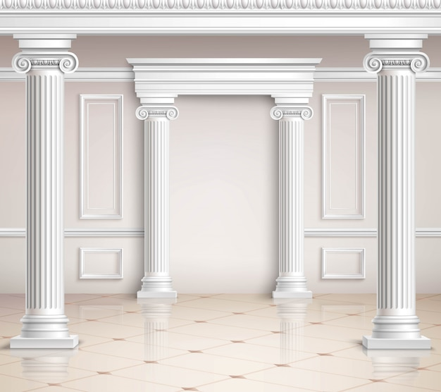 Diseño de sala clásica