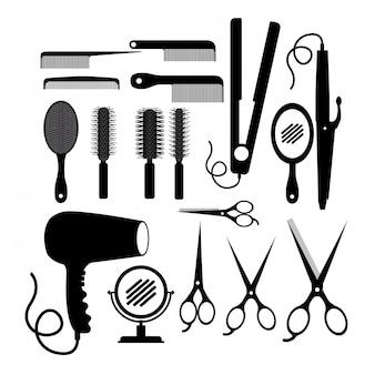 Diseño de salón de pelo