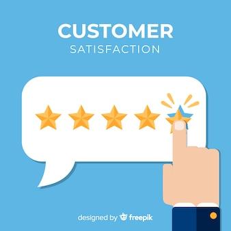 Diseño de satisfacción del cliente