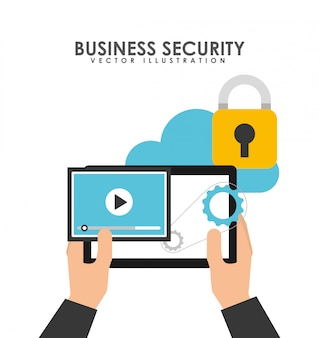 Diseño de seguridad empresarial