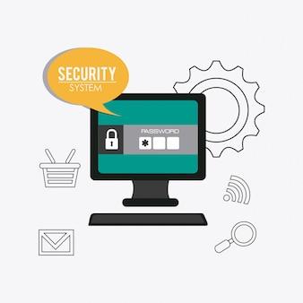 Diseño del sistema de seguridad.