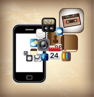 Diseño de smartphone