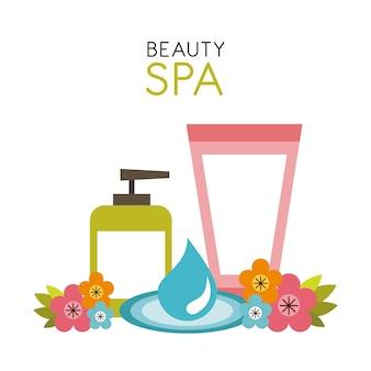 Diseño de spa de belleza