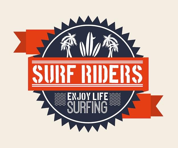 Diseño de surf