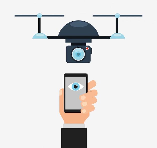 Diseño de tecnología de drones