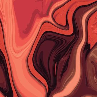 Diseño de textura de mármol líquido, superficie de marmoleo de colores, diseño abstracto vibrante de la pintura