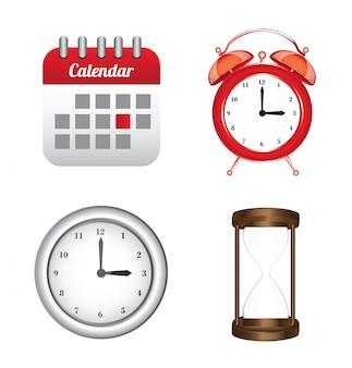 Diseño del tiempo