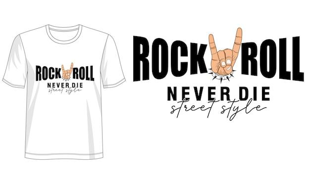 Diseño de tipografía para camiseta estampada y más.