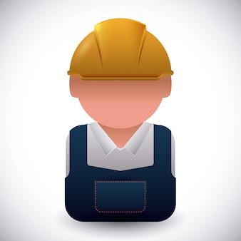 Diseño de los trabajadores