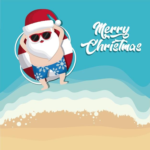 Diseño de vacaciones de navidad