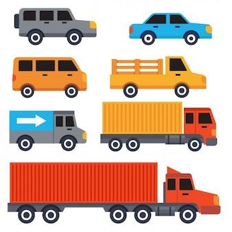 Diseño de vehículos de transporte