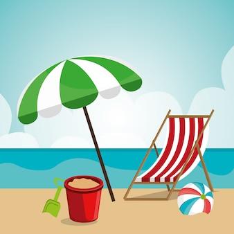 Diseño de verano.