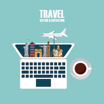 Diseño de viajes y turismo