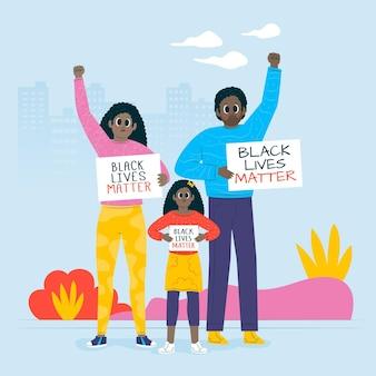 Diseño de vidas negras importa