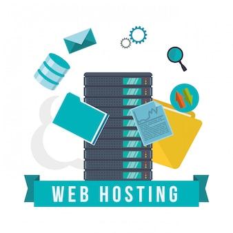 Diseño web hosting