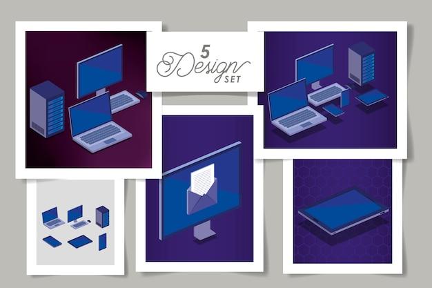 Diseños de tecnología digital