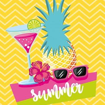 Disfruta de la tarjeta de verano