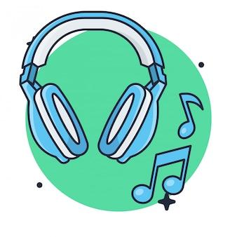 Dispositivo de auriculares de música