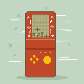 Dispositivo portátil de consola de videojuegos