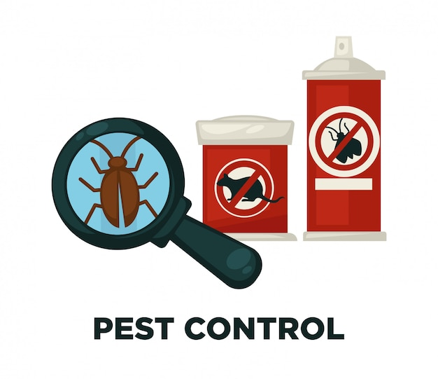 Dispositivos de exterminio de insectos dañinos.