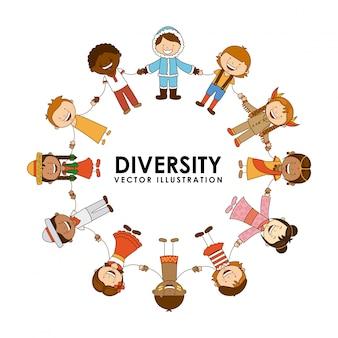 Diversidad de razas