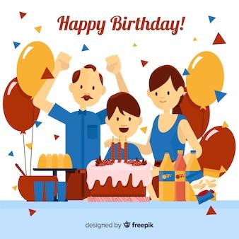 Divertida felicitación de cumpleaños