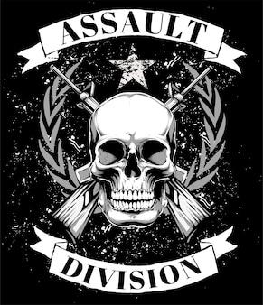 División de asalto