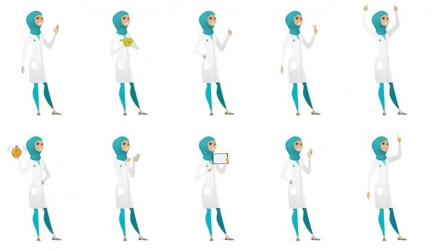 Doctor musulmán establecido
