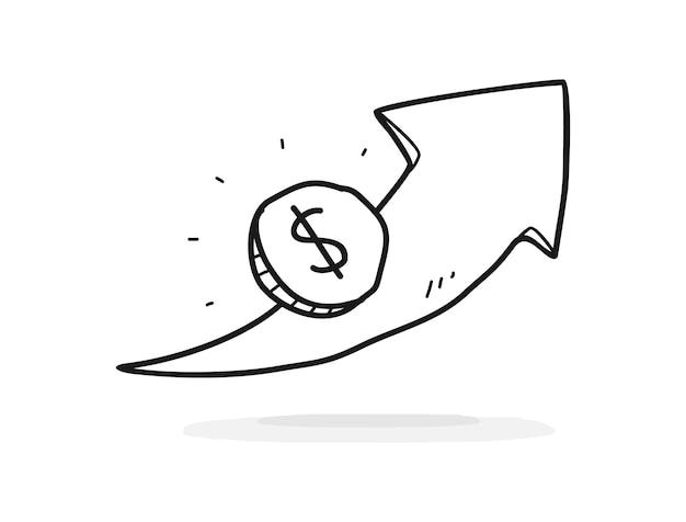 Dólar en buen funcionamiento doodle