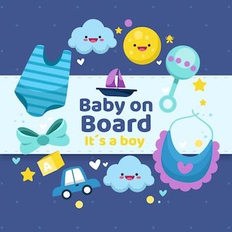 Ducha de bebé
