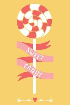 Dulce caramelo.