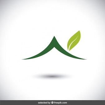 Eco insignia de la casa