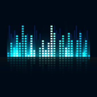 Ecualizador de ondas sonoras