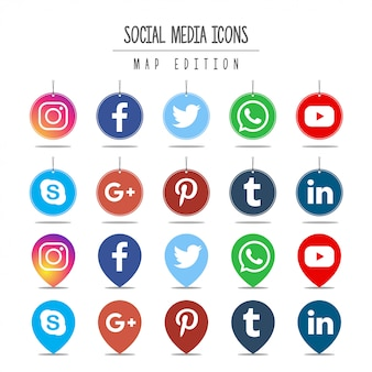 Edición de mapas de redes sociales