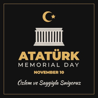 Edificio ataturk memorial day