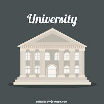 Edificio de la universidad