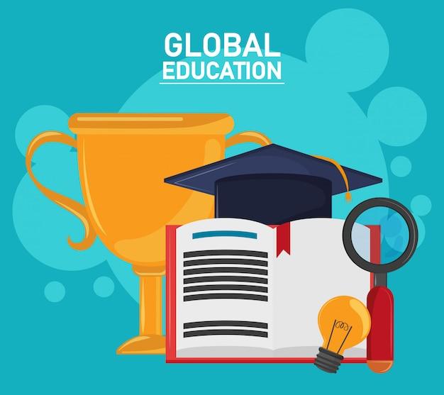 Educación a distancia global