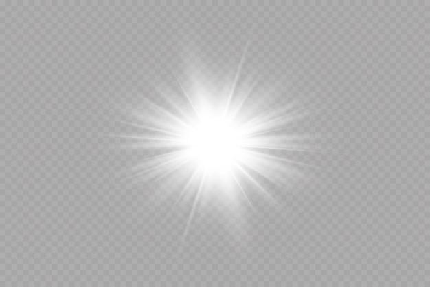 Efecto de luz.