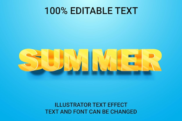 Efecto de texto editable: estilo de texto juice leazy