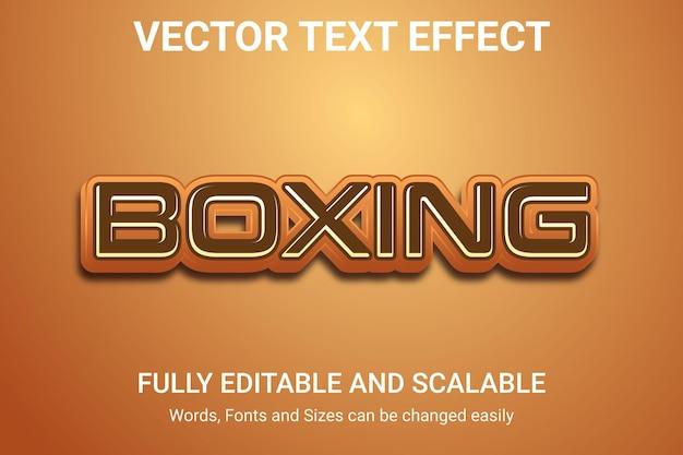 Efecto de texto editable - estilo de texto juice