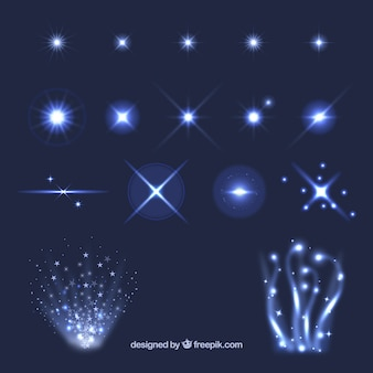 Efectos de luz